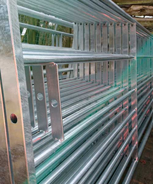 7 Rail Ashcombe Metal Gates (10)