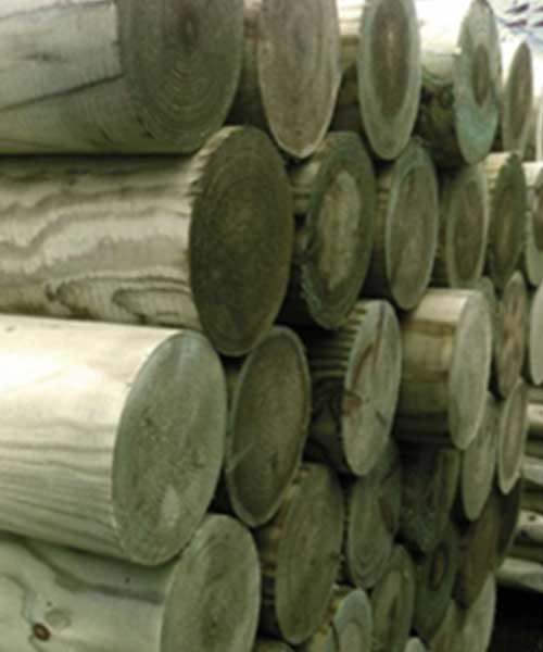 Machine Round Timber (15)