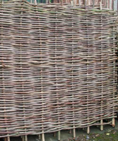 Hazel Fencing Panels (4)