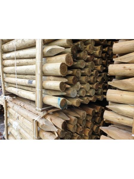 1.65m Economy Round Timber - Treated (75-100mm)