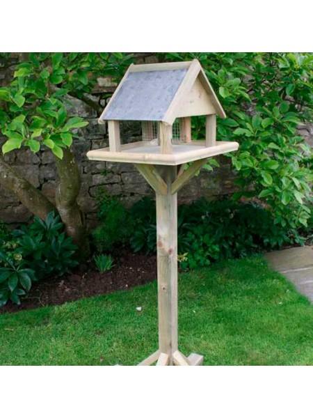 Epsom Bird House with Feeder