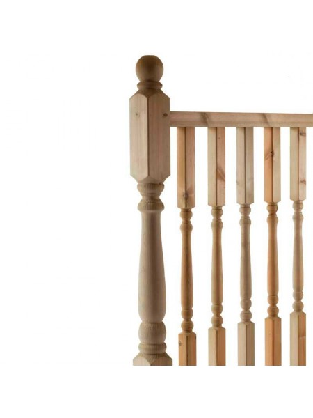 Colonial Spindles 900mm 47 x 47mm