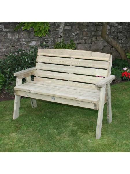 Hutton Dean 2 Seater Bench