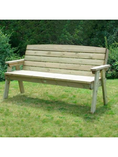 Hutton Dean 3 Seater Bench