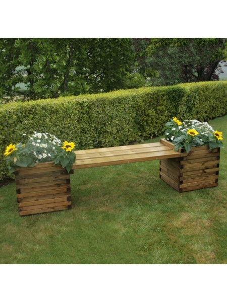 Hutton Windermere Planter Bench