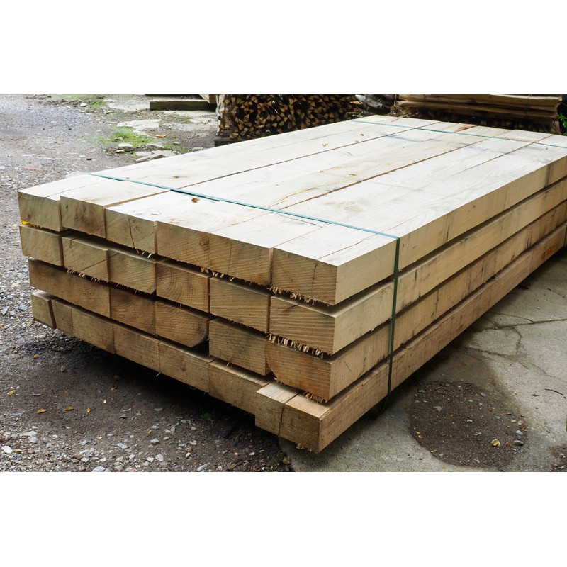 Landscaping Sleepers Treated 2.40m 200 x 100mm