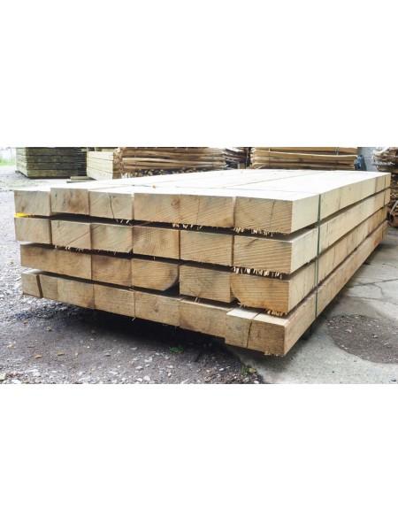 Sawn Oak 2.4m 200 x 100mm