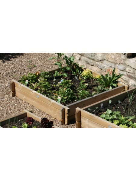 Hutton Large Raised Bed Kit