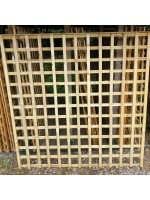 Square Trellis ( Green ) 6x6