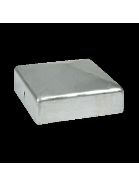 FENCEMATE DuraPost® Cap with Bracket - Galvanised