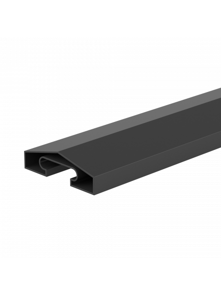 FENCEMATE DuraPost® Capping Rail 1.8m - Anthracite Grey