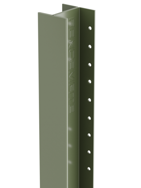FENCEMATE DuraPost® Classic 2.4m - Olive Grey