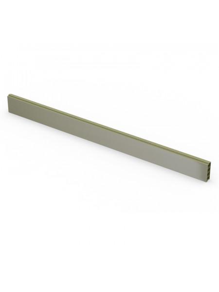 FENCEMATE DuraPost® Composite Gravel Board 1833mm - Olive Grey