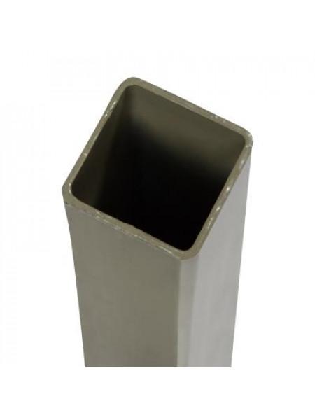 FENCEMATE DuraPost® Gate Post / Corner Post 2.4m - 76 x 76mm Olive Grey