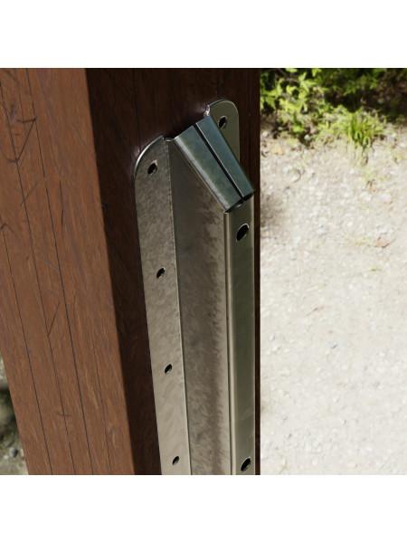 FENCEMATE Repair Spur and Cap 1.2m 105 x 45mm