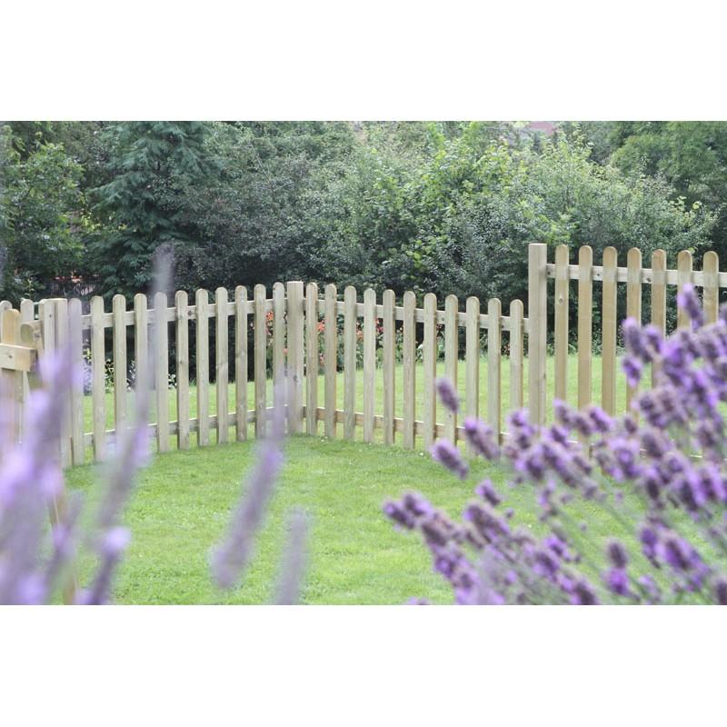 Picket Fence Panel 1.8m x 900mm