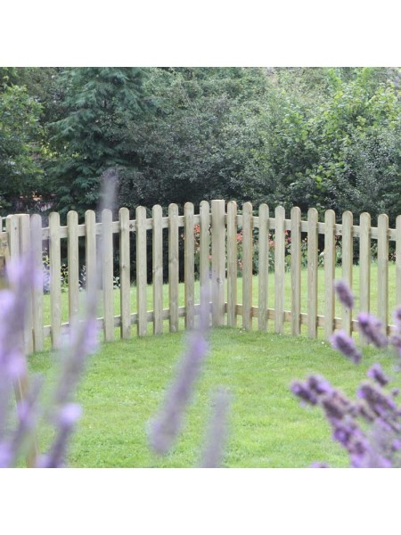 Picket Fence Panel 1.8m x 900mm