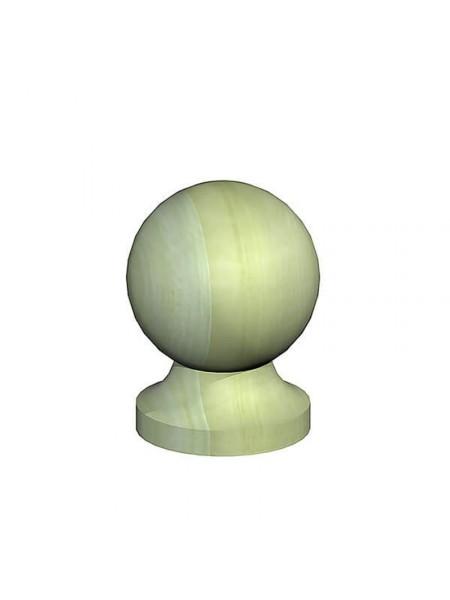 """3"""" Ball and Collar"""