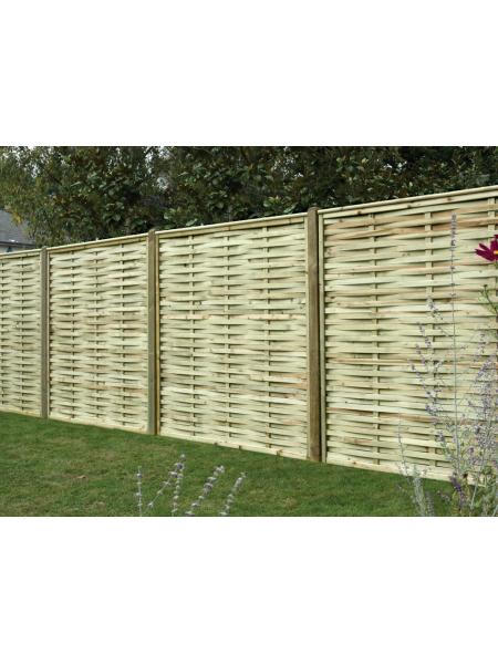1.8m x 1.8m Premium Woven Panel