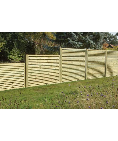 Premium Garden Fencing (12)