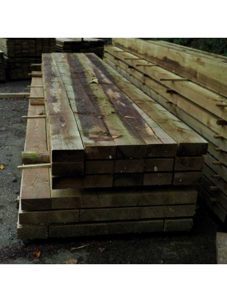 4.80m Sawn Treated 175 x 75mm