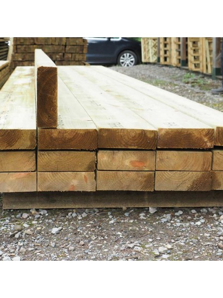 6.0m Sawn Treated ex225 x 75mm - C16