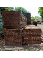 3.6m Sawn Treated Creosote 87 x 38mm