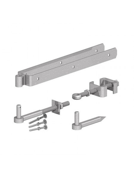 "Adjustable Gate Fitting Set 450mm (18"")"