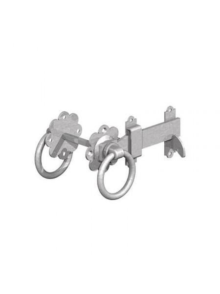 Ring Latch 150mm - Galvanised