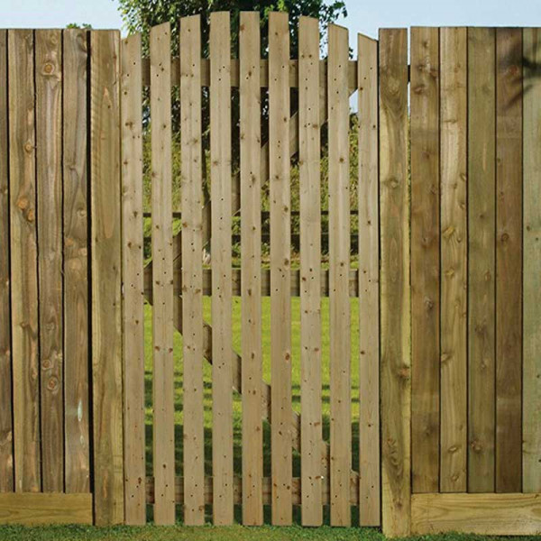 Orchard Gate Curved 1.83m x 0.9mm