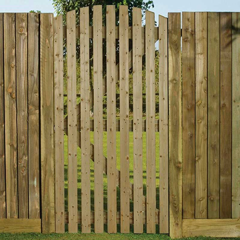 Orchard Gate Curved 1 83m X 0 9mm