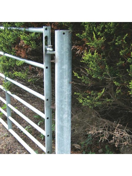 Galvanised Hanging Post - 110mm dia