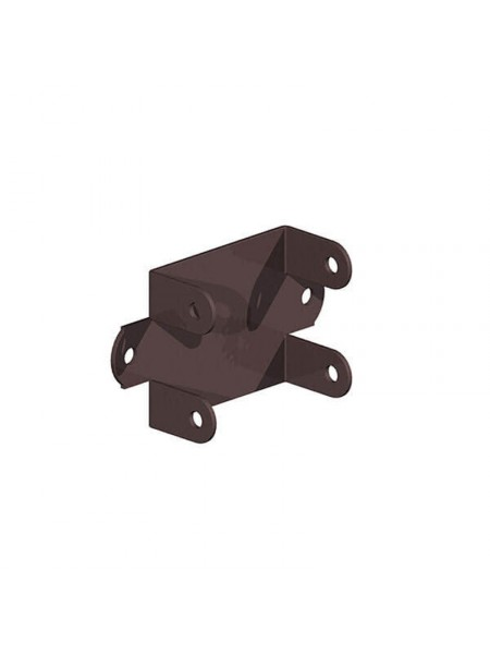 Fence Clip 47mm - Brown