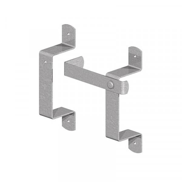 Slip Rail Bracket Set - Galvanised
