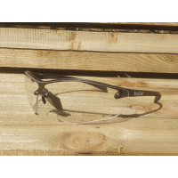 Bolle® Sillium + Platinum Safety Glasses (Clear)