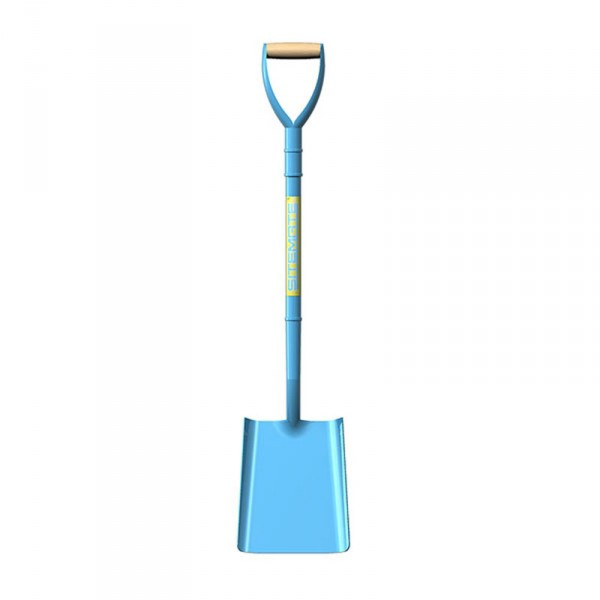 Contractors All Steel Square Mouth Shovel