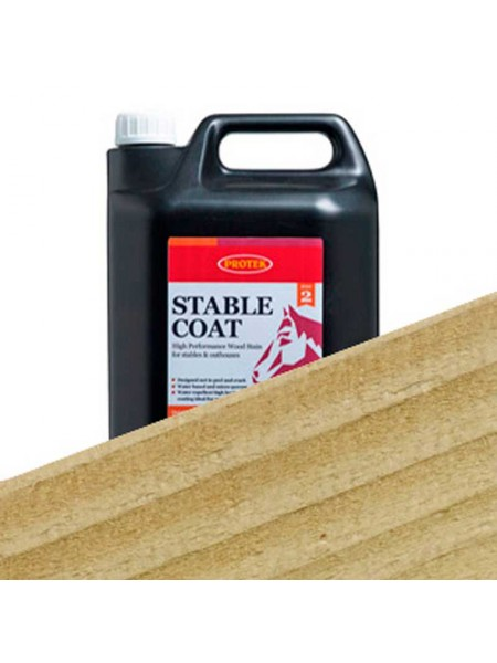 Stable Coat 5ltr - CLEAR