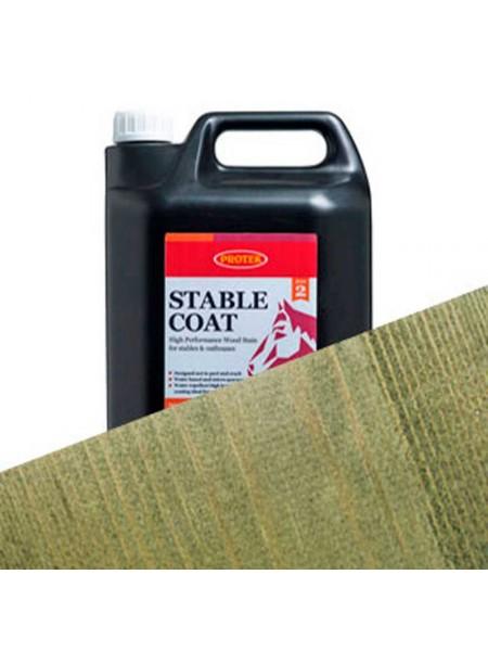 Stable Coat 5ltr - LIGHT GREEN