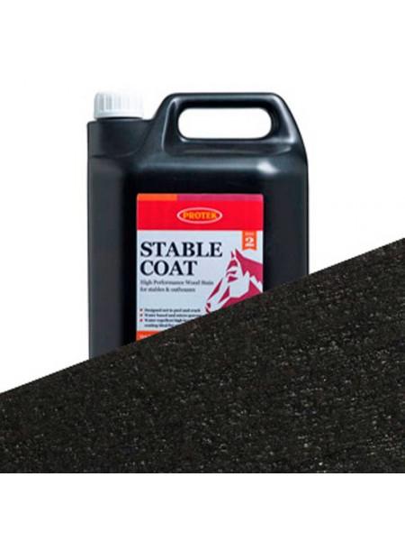 Stable Coat 5ltr - BLACK