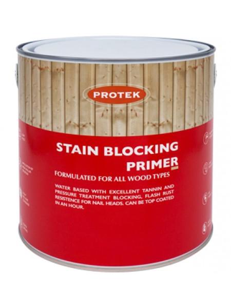 Protek Stain Blocking Primer Clear 2.5L