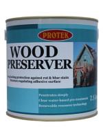 Protek Wood Preserver Clear 1L