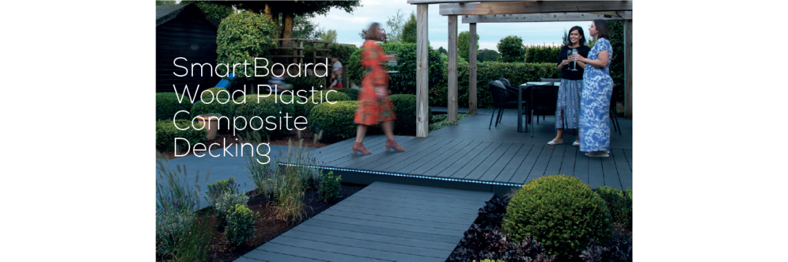 Q-Deck-Composite Decking Slate